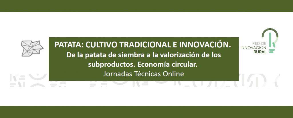 Jornadas técnicas Red Innovación Rural