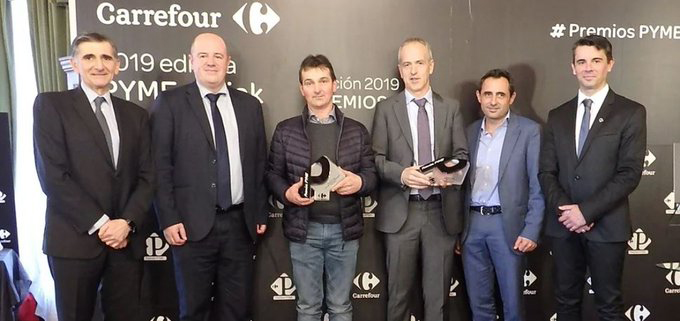 Premios PYME Carrefour
