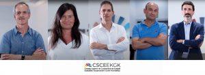 Representantes de diferentes cooperativas de Euskadi hablan de las consecuencias que ha tenido la Covid-19 en sus empresas