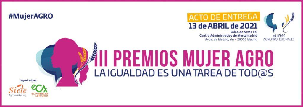 Premios Mujer Agro