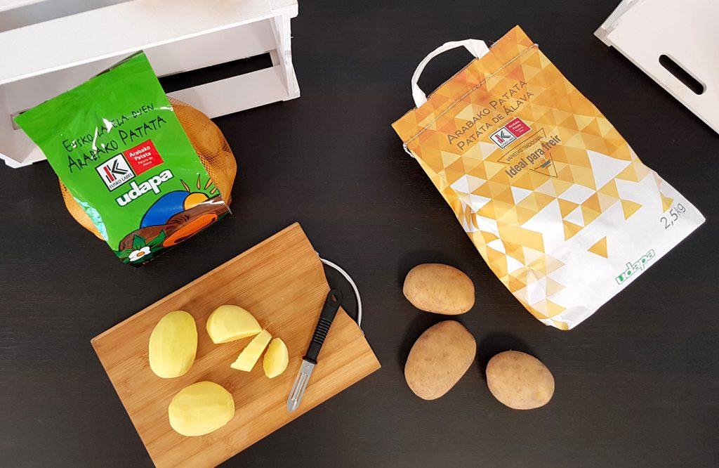 Patata de Álava con Eusko Label