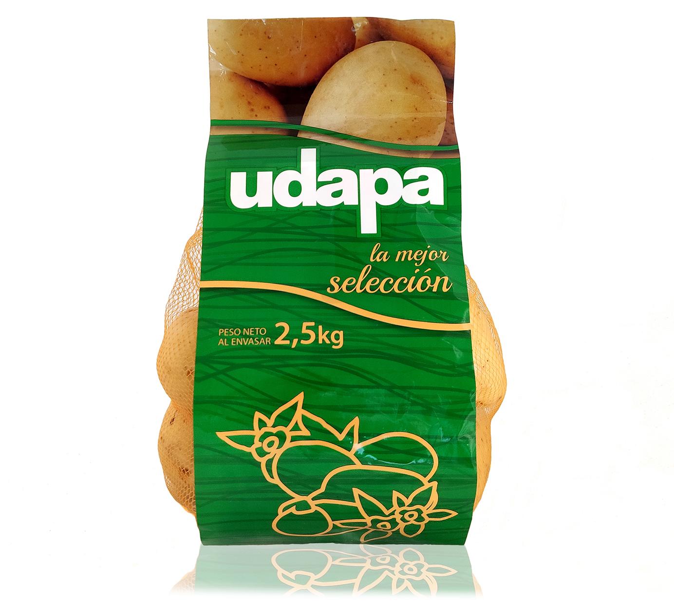 Udapa Selección web